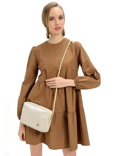 TH Bags Çanta Krem